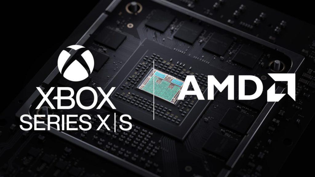 Amd xbox
