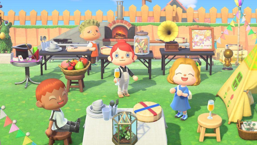 К концу апреля для Animal Crossing: New Horizons станет доступно новое обновление 12