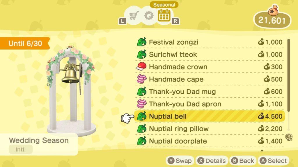 К концу апреля для Animal Crossing: New Horizons станет доступно новое обновление 2
