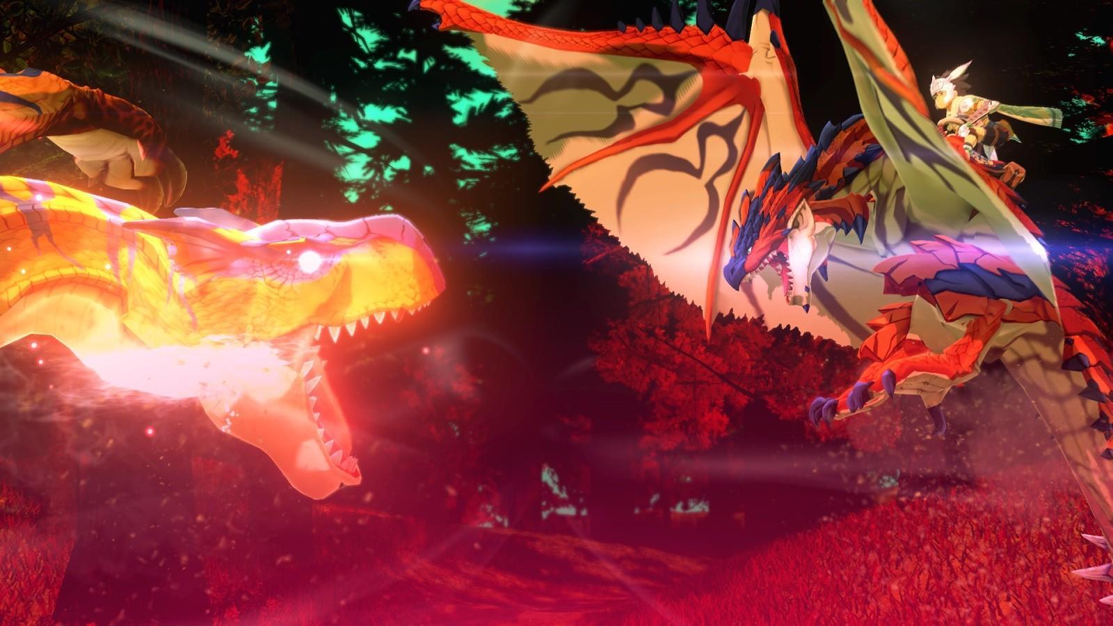 Свежий трейлер и подробности Monster Hunter Stories 2: Wings of Ruin 2