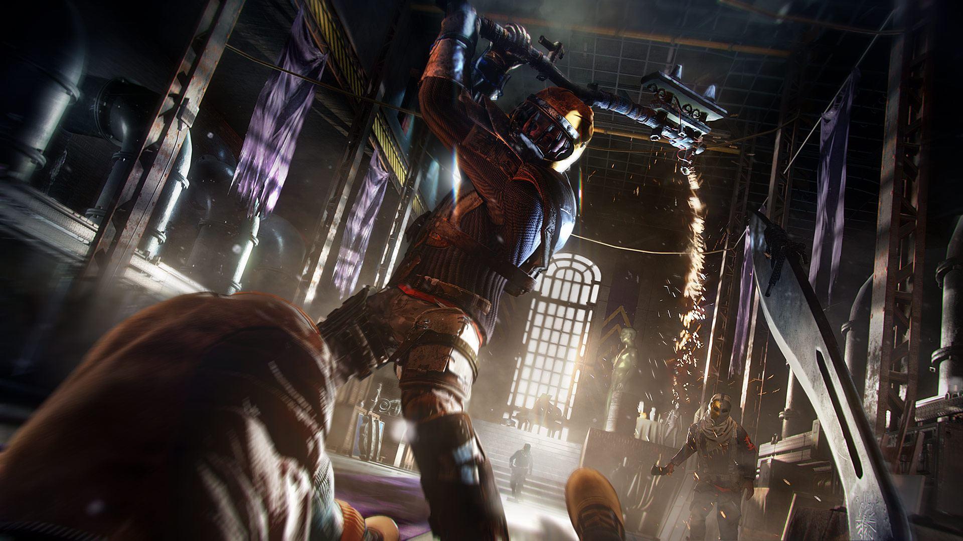 Технологии, продолжительность и особенности мира - разработчики Dying Light 2 поделились подробностями игры 6