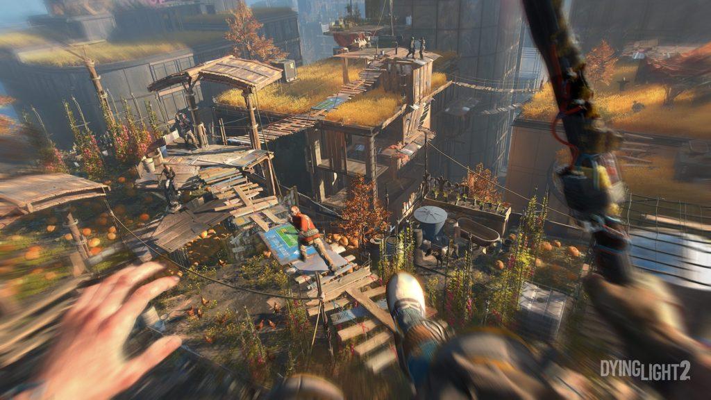 Технологии, продолжительность и особенности мира - разработчики Dying Light 2 поделились подробностями игры 4