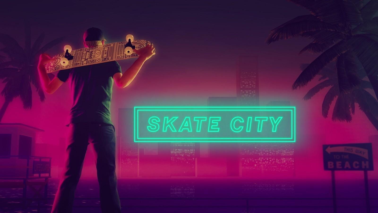 Доставайте доску - Skate City в мае доберётся до гибрида 5