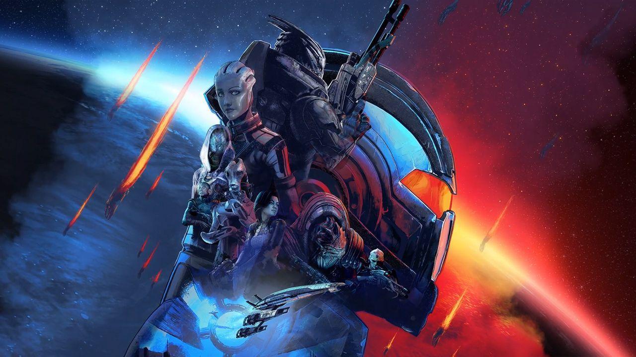 «Mass Effect издание Legendary» – BioWare представила подробности о визуальных улучшениях трилогии 2