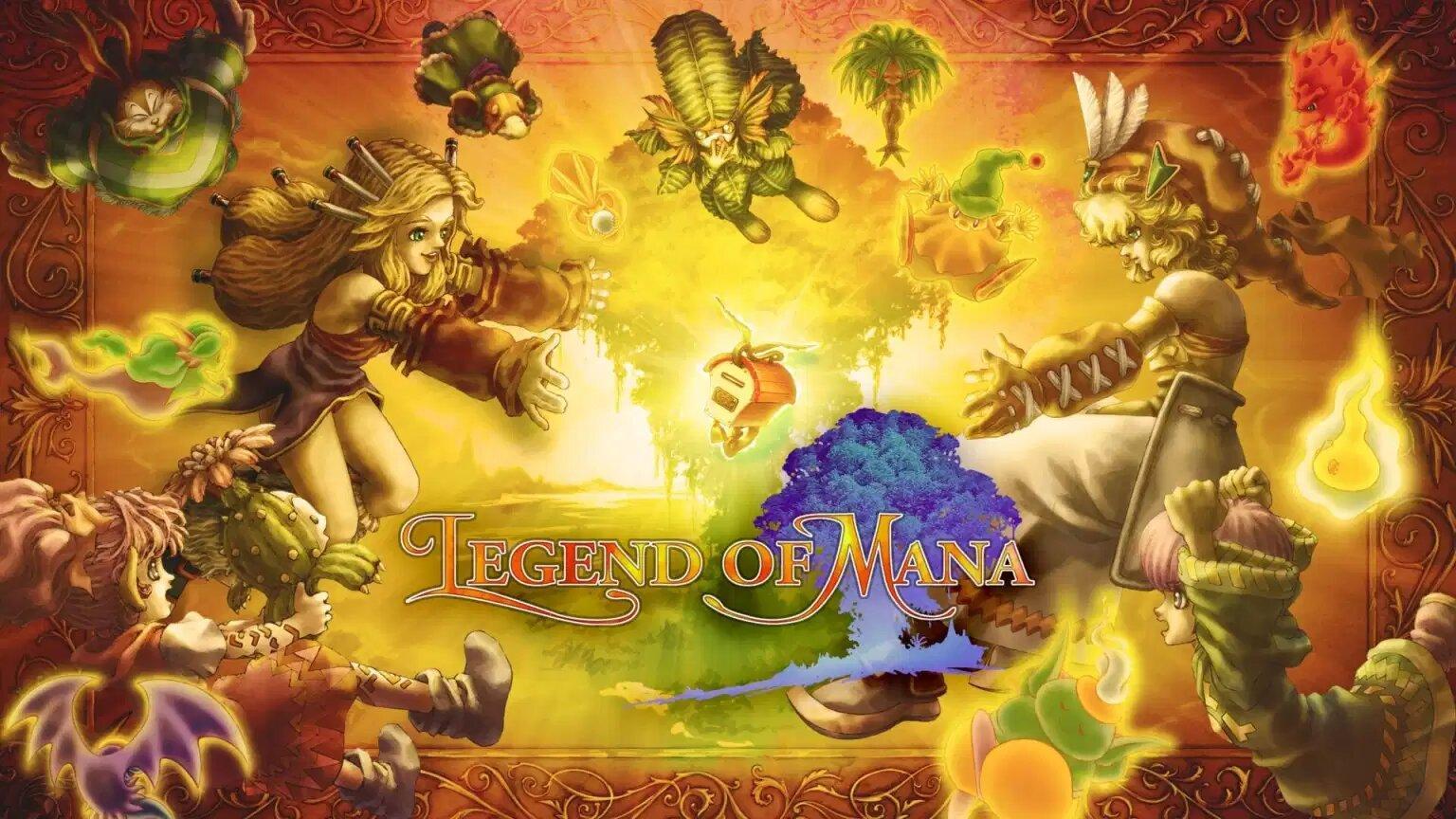 Legend of Mana – стали известны подробности приключения, премьера которого состоится 24 июня 2