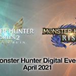 Capcom анонсировала Monster Hunter Digital Event, трансляция пройдет 27 апреля 1