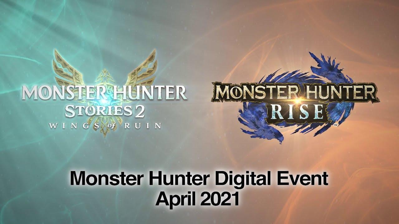 Capcom анонсировала Monster Hunter Digital Event, трансляция пройдет 27 апреля 2