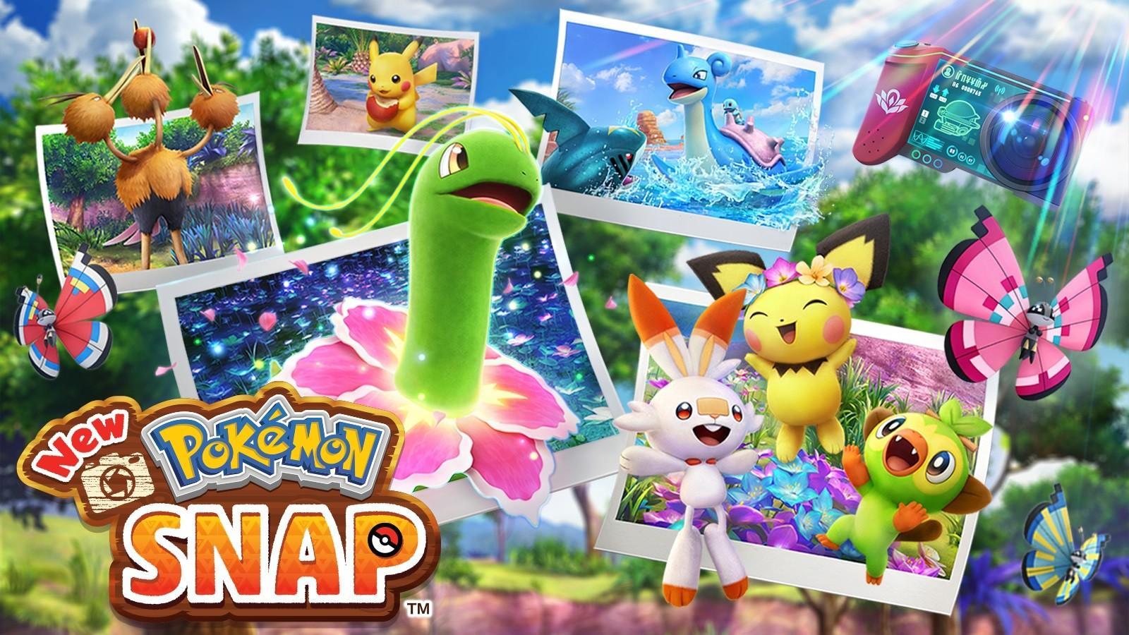 Стали известны первые оценки New Pokemon Snap 2