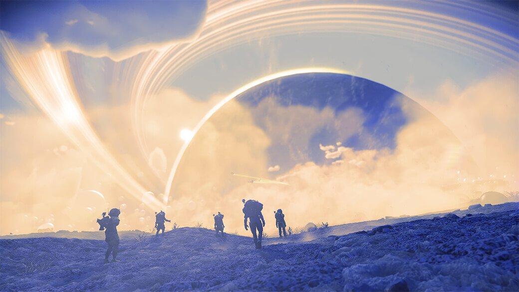 """Для No Man's Sky вышел крупный апдейт """"Expeditions"""" 5"""
