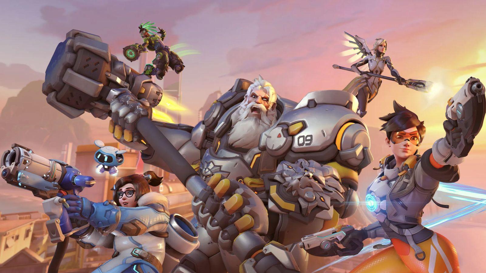 Джефф Каплан - руководитель Overwatch покидает Blizzard спустя 19 лет работы 3
