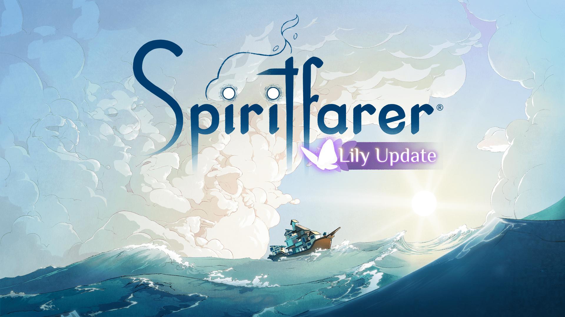 Spiritfarer преодолела отметку в 500 тысяч проданных копий и получила новое обновление 2