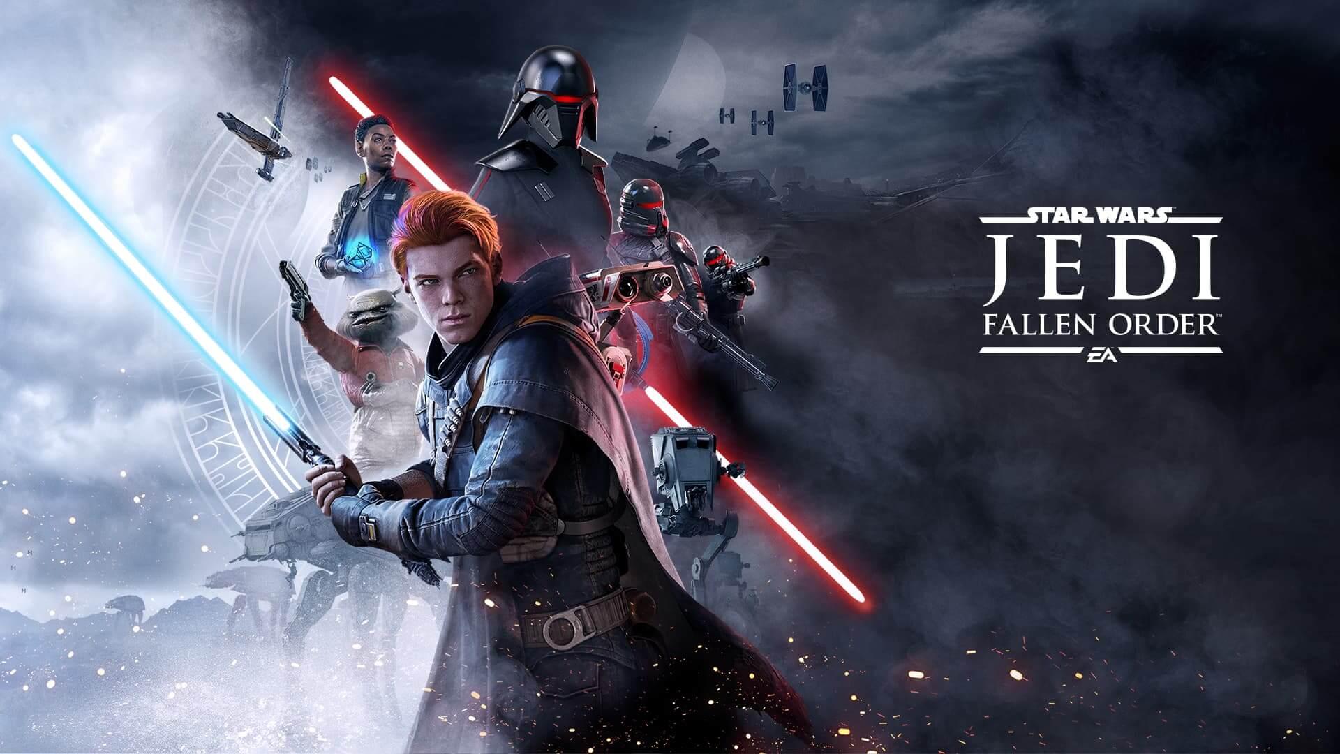 EA выпустит Star Wars Jedi: Fallen Order для PlayStation 5 и Xbox Series X / S. 2