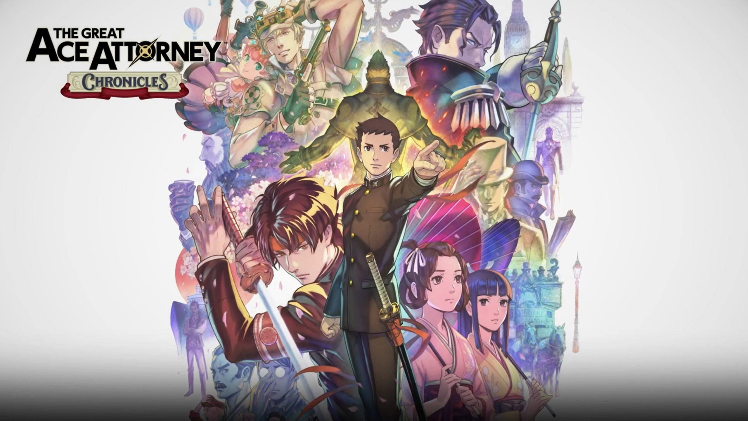 Capcom анонсировала сборник The Great Ace Attorney Chronicles 2