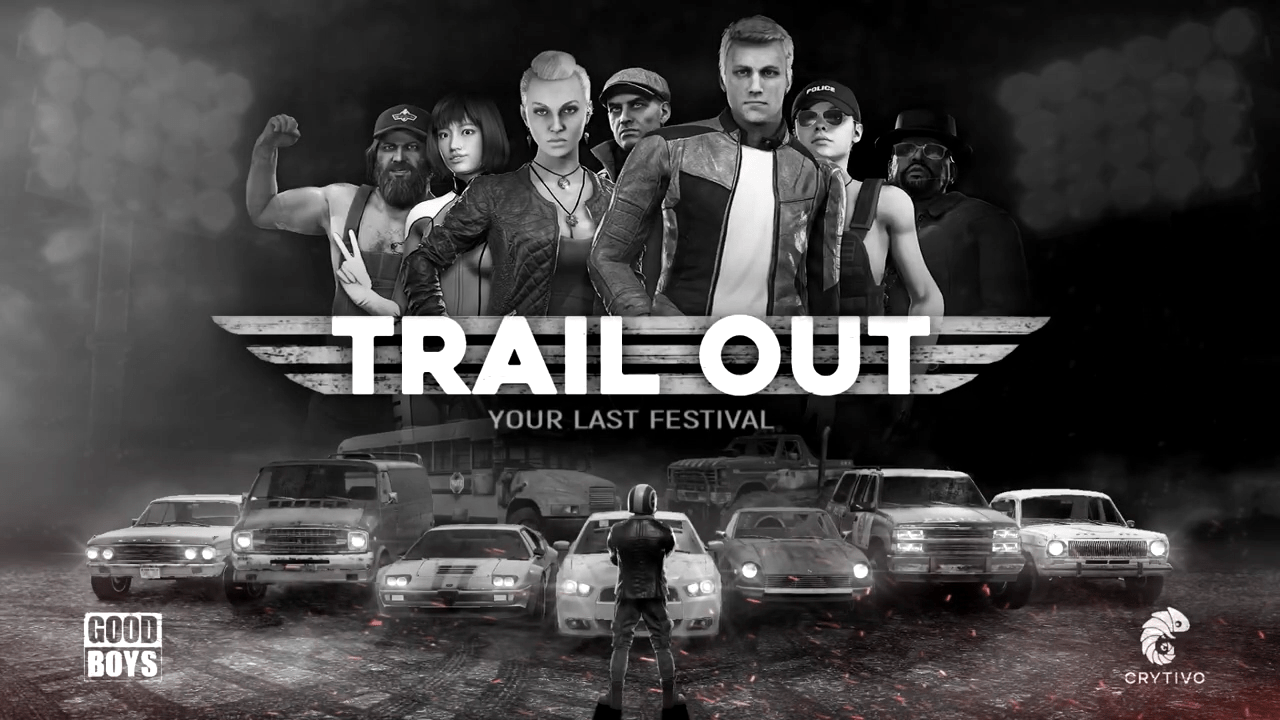 Trail Out анонсирована для Switch 2