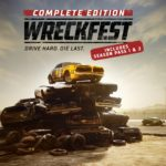 Трейлер PS5-версии Wreckfest 1