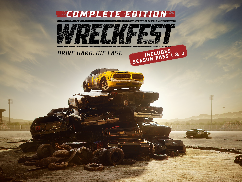 Трейлер PS5-версии Wreckfest 2