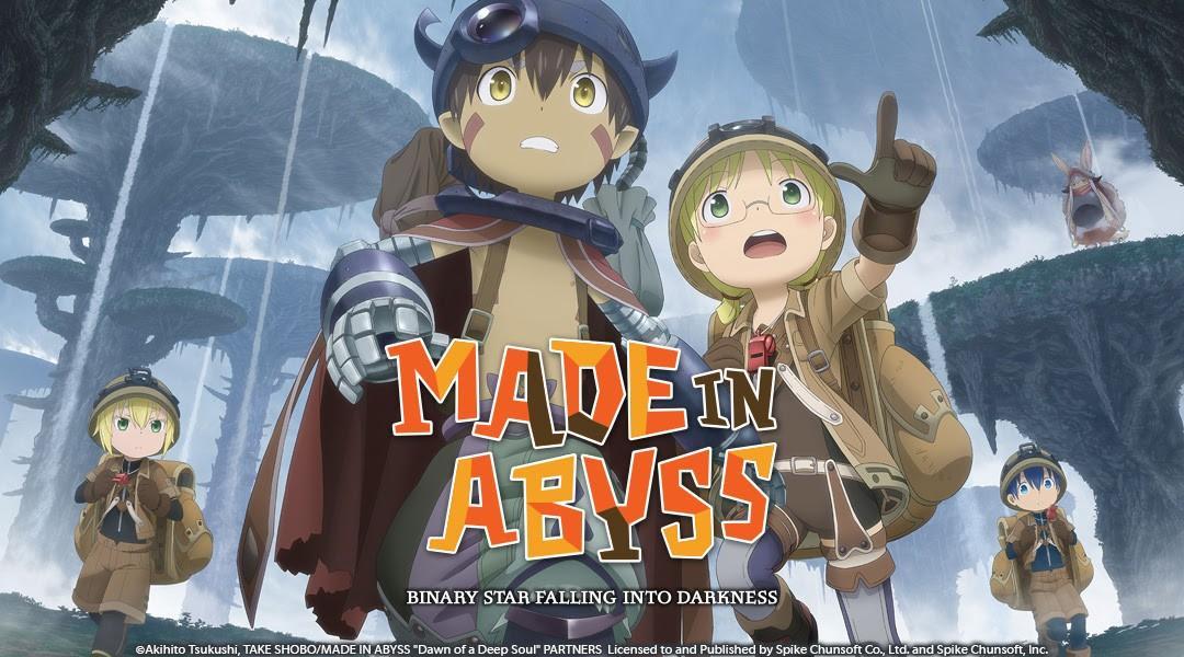 Made in Abyss: Binary Star Falling into Darkness - приключение по мотивам манги анонсировано для Nintendo Switch 8