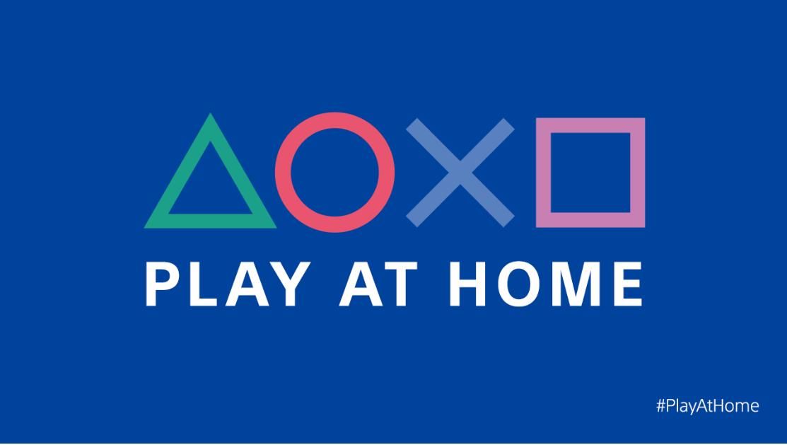 Play At Home 2021 завершится бесплатным игровым контентом для 10 игр 2