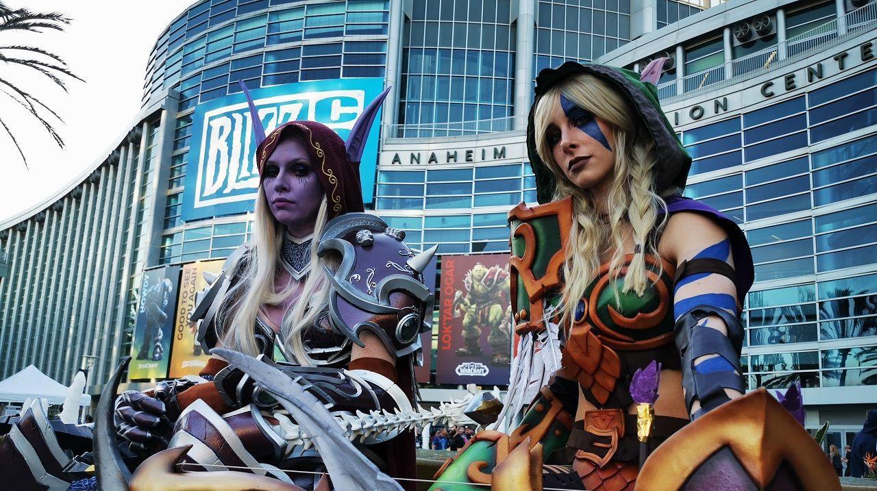Blizzard отменила BlizzCon 2021 2