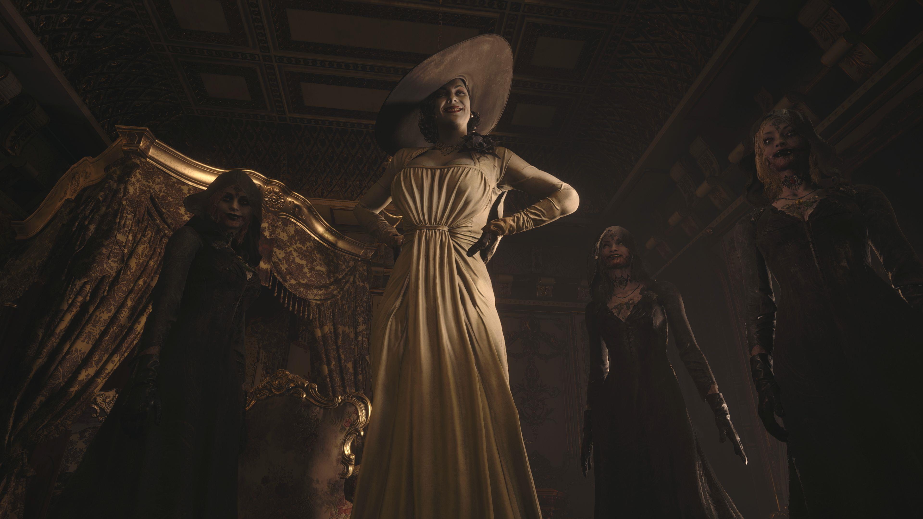 Обзор: Resident Evil Village - Танец злобного гения 36
