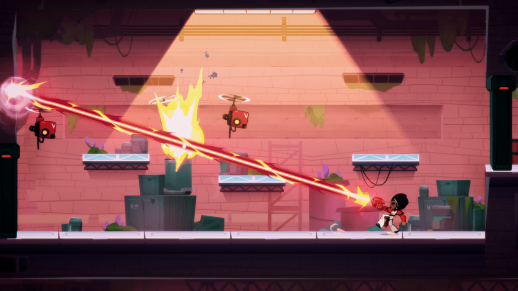 MY.GAMES анонсировали экшен-платформер Blast Brigade 2