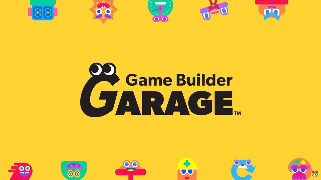 Программируем весело - Nintendo анонсировала Game Builder Garage 5