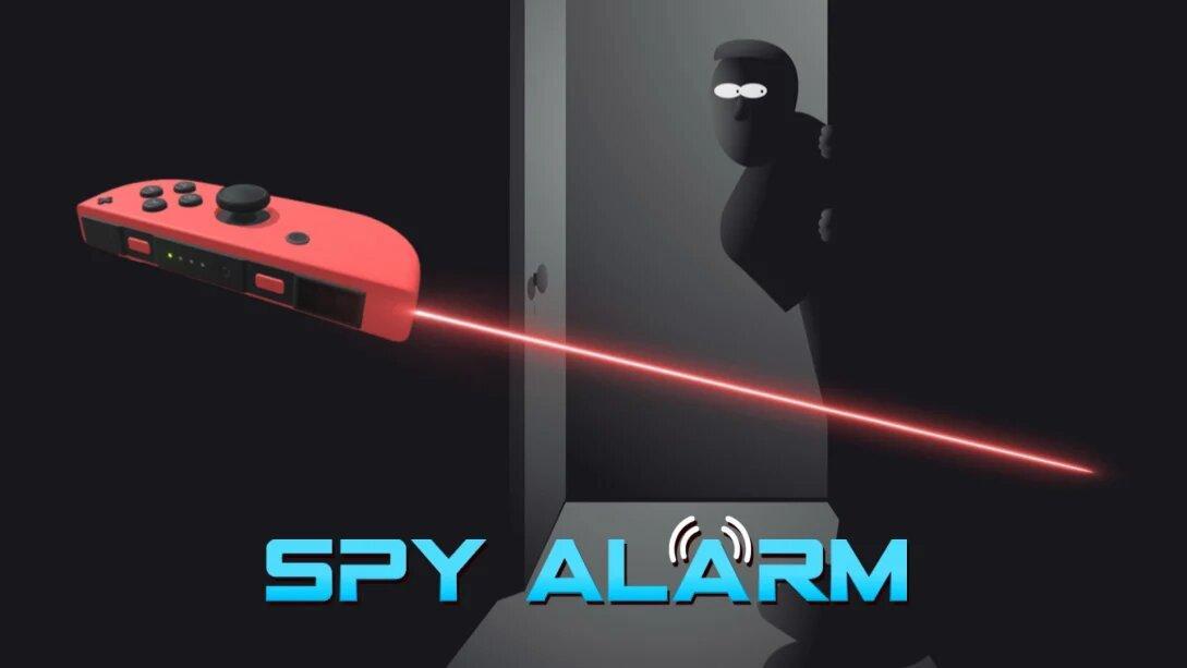 Калькулятор для Nintendo Switch был лишь началом - сигнализация для гибрида Spy Alarm засветилась в eShop 3