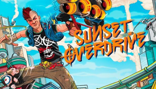Sunset Overdrive - SIE зарегистрировала товарный знак бывшего эксклюзива Xbox 5