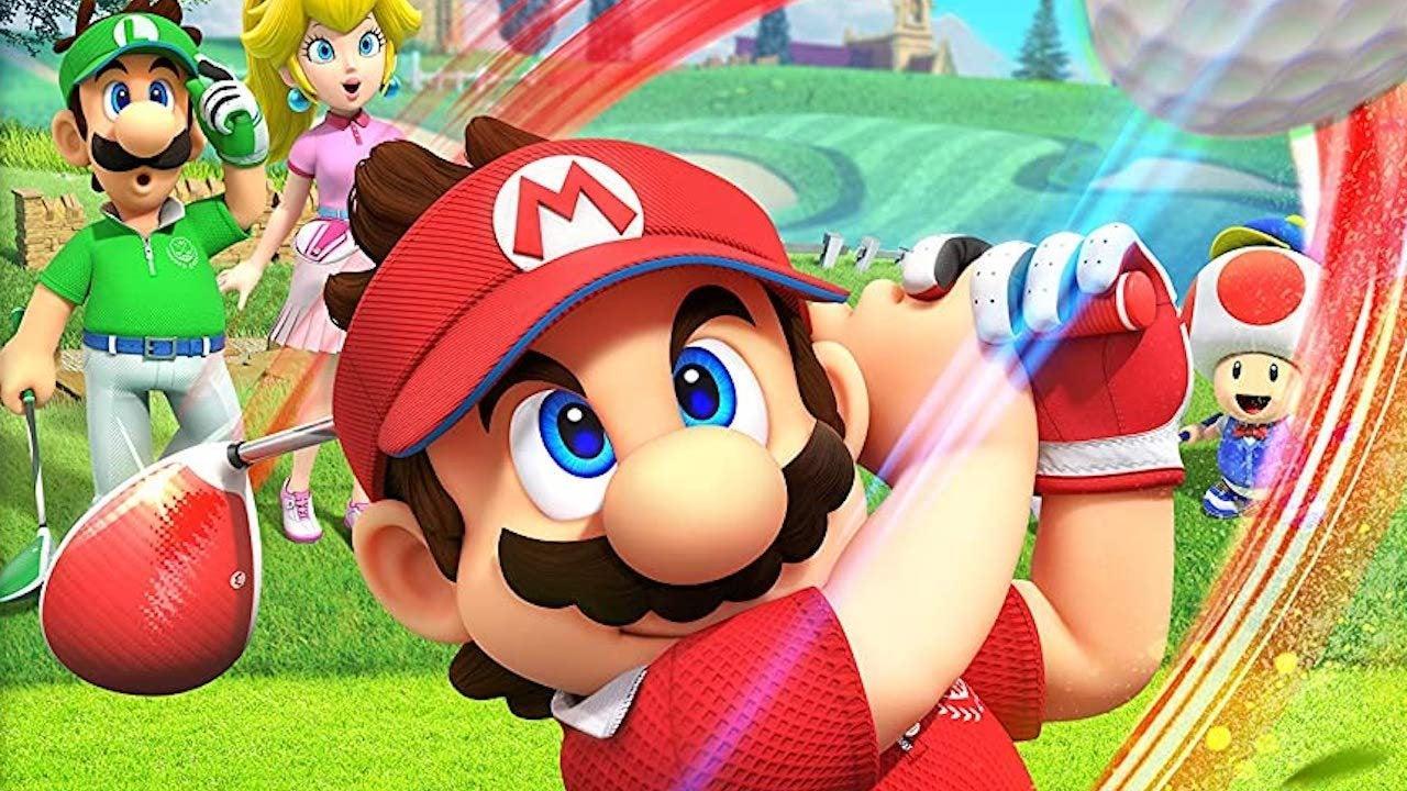 Пора собираться на поле для гольфа - Nintendo опубликовала обзорный трейлер Mario Golf: Super Rush 2