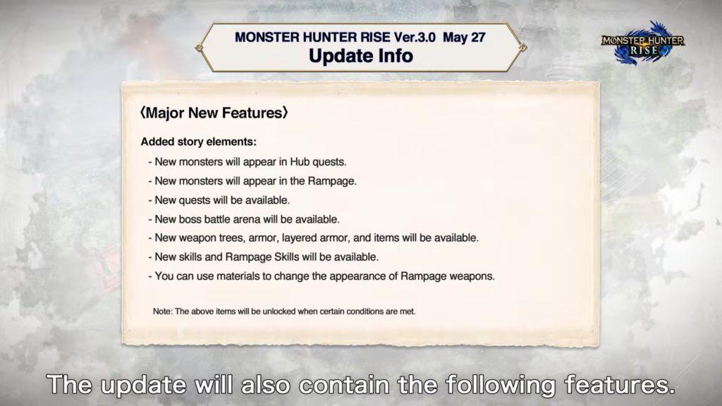 Новые монстры, новая концовка, дорожная карта обновлений - всё, что показали в рамках презентации Monster Hunter Digital Event 1