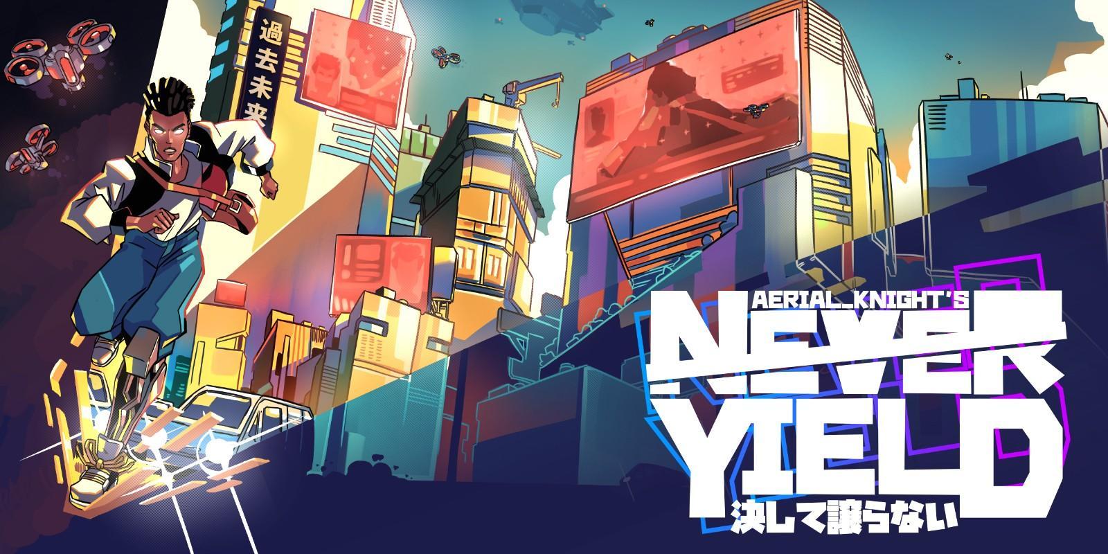 В сети появился свежий геймплей приключения Aerial Knight's Never Yield с Nintendo Switch 2