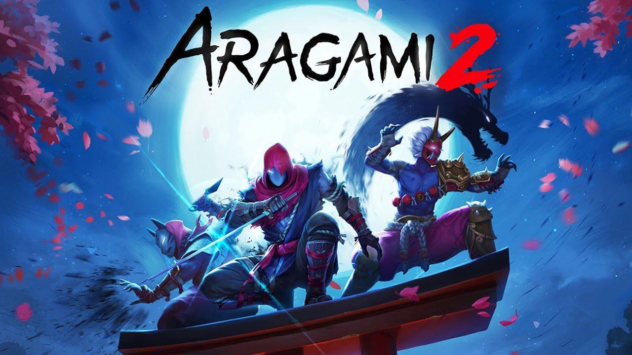 Стелс-экшен Aragami 2 обзавелся датой релиза на консолях 2