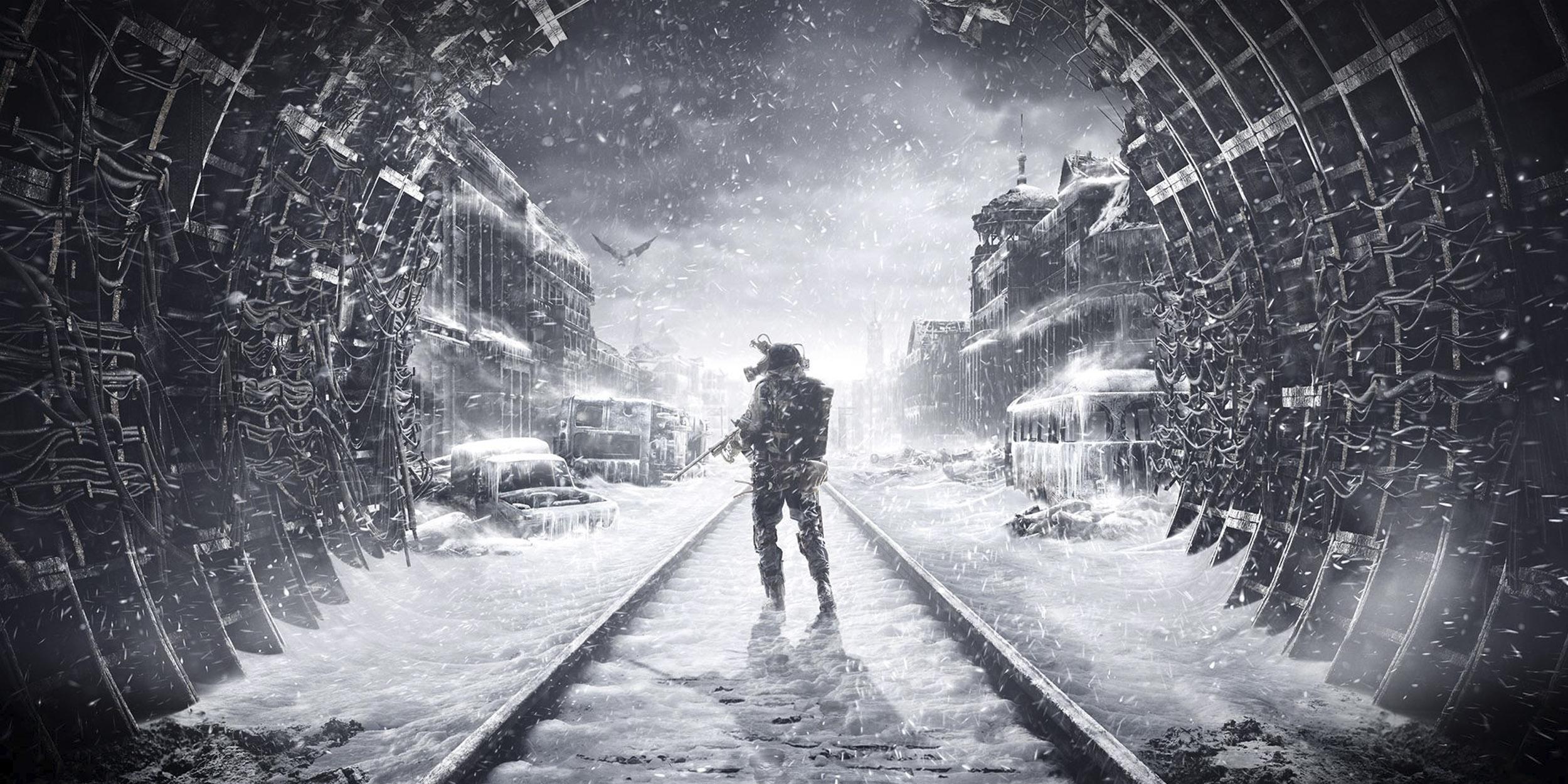 Полное издание «Метро: Исход» выйдет на PlayStation 5 и Xbox Series X S - 18 июня 2