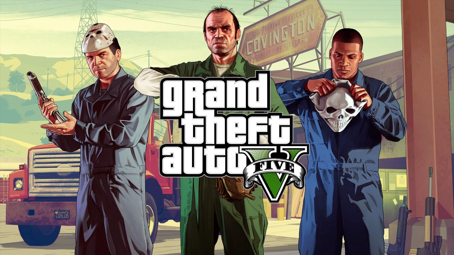 Rockstar подтвердила, GTA V для PS5 / Xbox Series X|S выйдет в ноябре 2021-го 3