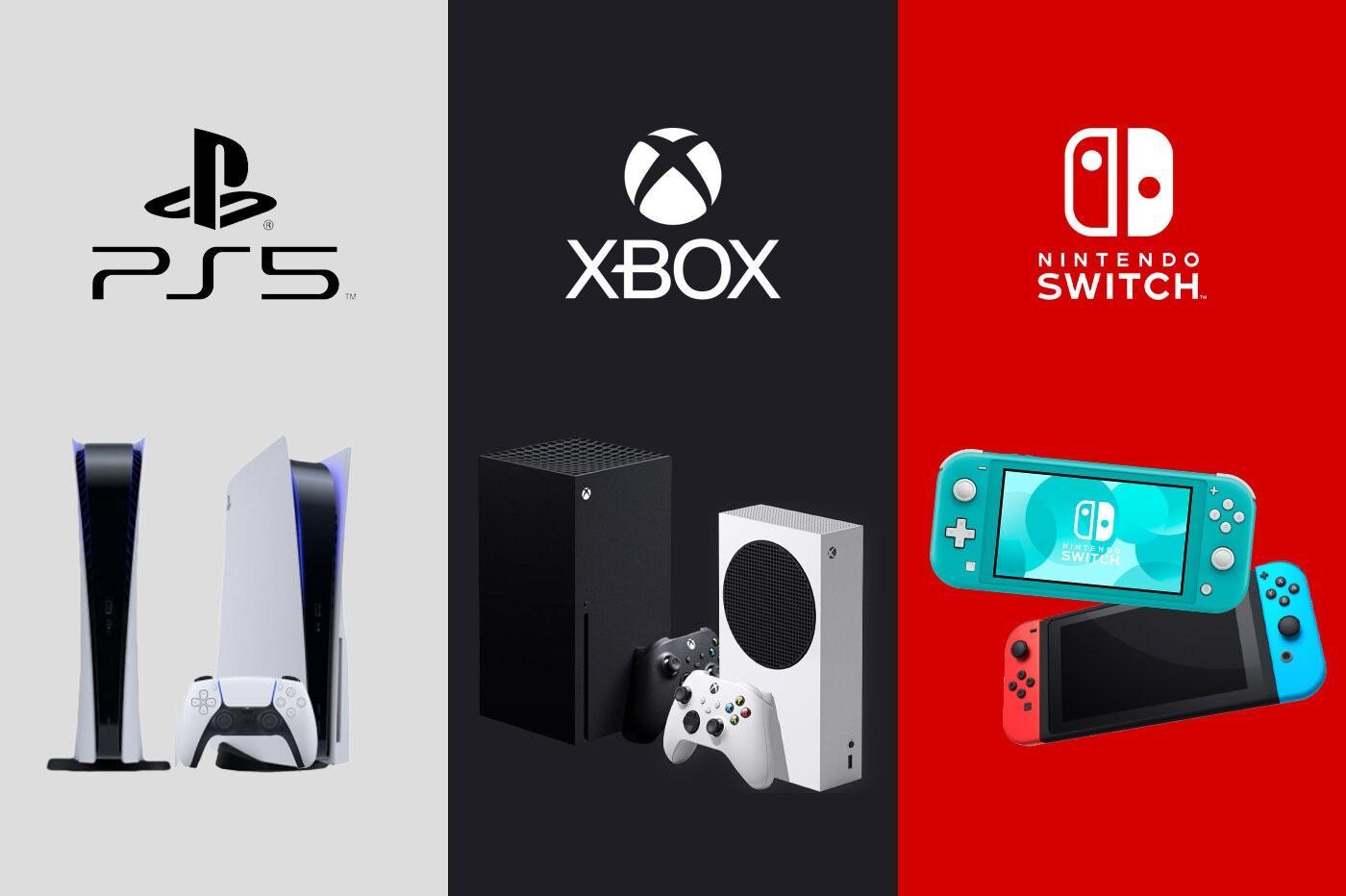 PS5 превзошла по отгрузкам Xbox Series X / S в течение первого квартала 2021 года, ну а Nintendo тихонько смеётся в стороне 2