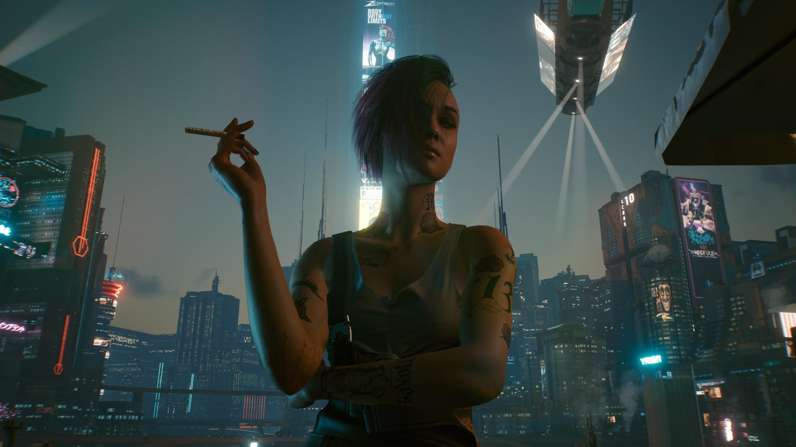 """CD Projekt о возвращении Cyberpunk 2077 в PlayStation Store - """"мы ждём одобрения от Sony"""" 2"""