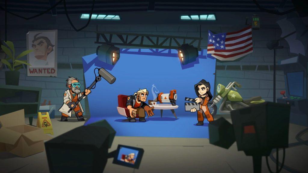 MY.GAMES анонсировали экшен-платформер Blast Brigade 3