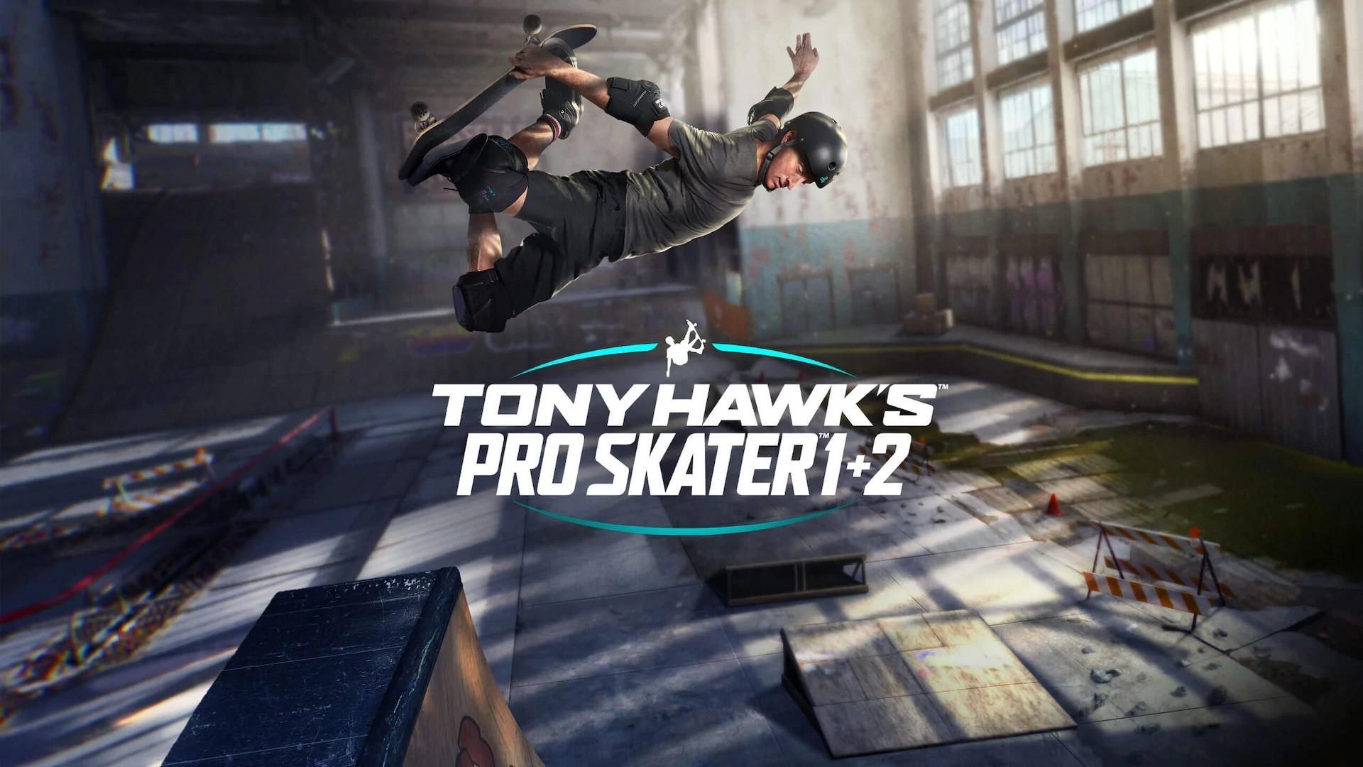 Tony Hawk's Pro Skater 1 + 2 выйдет для Nintendo Switch - 25 июня 2