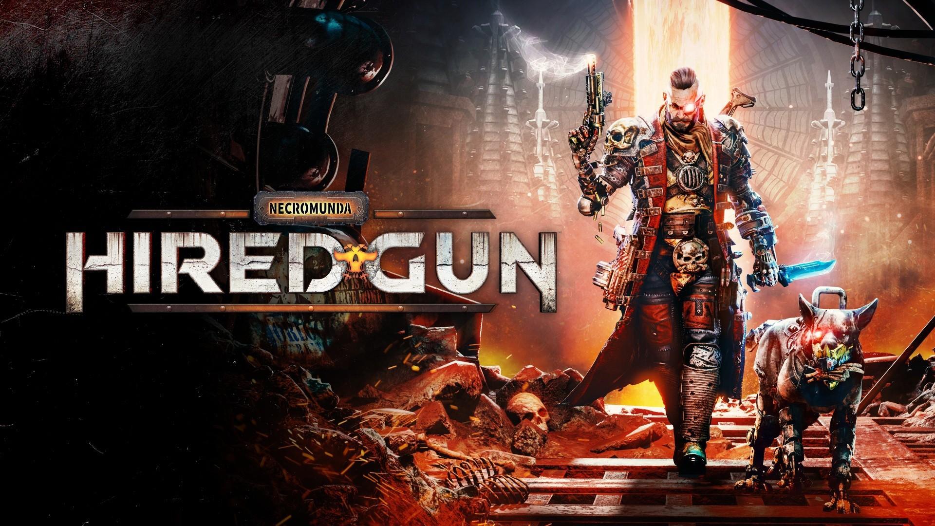 Какой милашка - издатель Necromunda: Hired Gun поделился новым трейлером игры 2