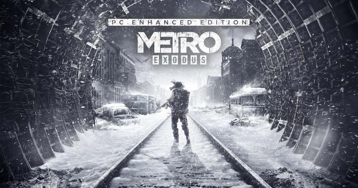 Metro Exodus - первая игра для PC, в которой используются функции DualSense 2