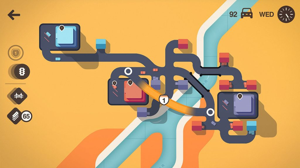 Разработчики Mini Metro анонсировали Mini Motorways для Nintendo Switch 2