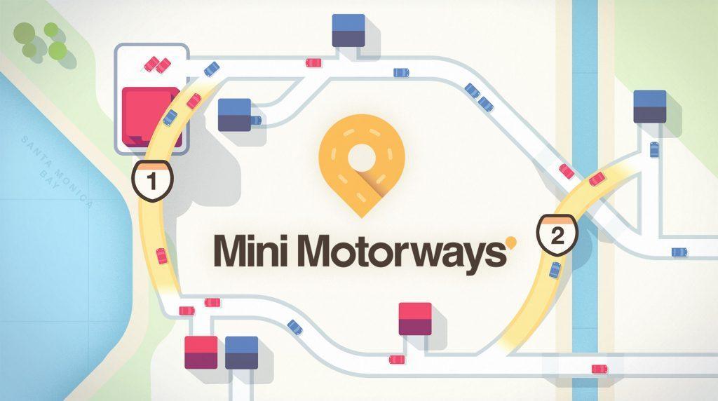Разработчики Mini Metro анонсировали Mini Motorways для Nintendo Switch 5