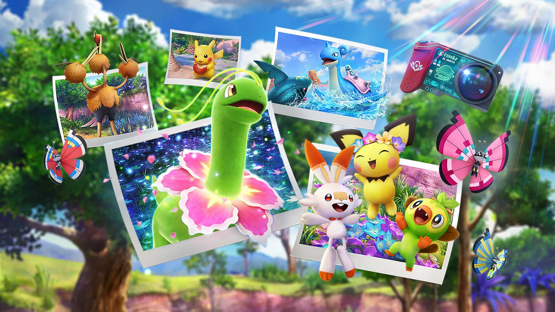 Nintendo опубликовала ролик с отзывами критиков о New Pokémon Snap c цитатой из нашего обзора 2