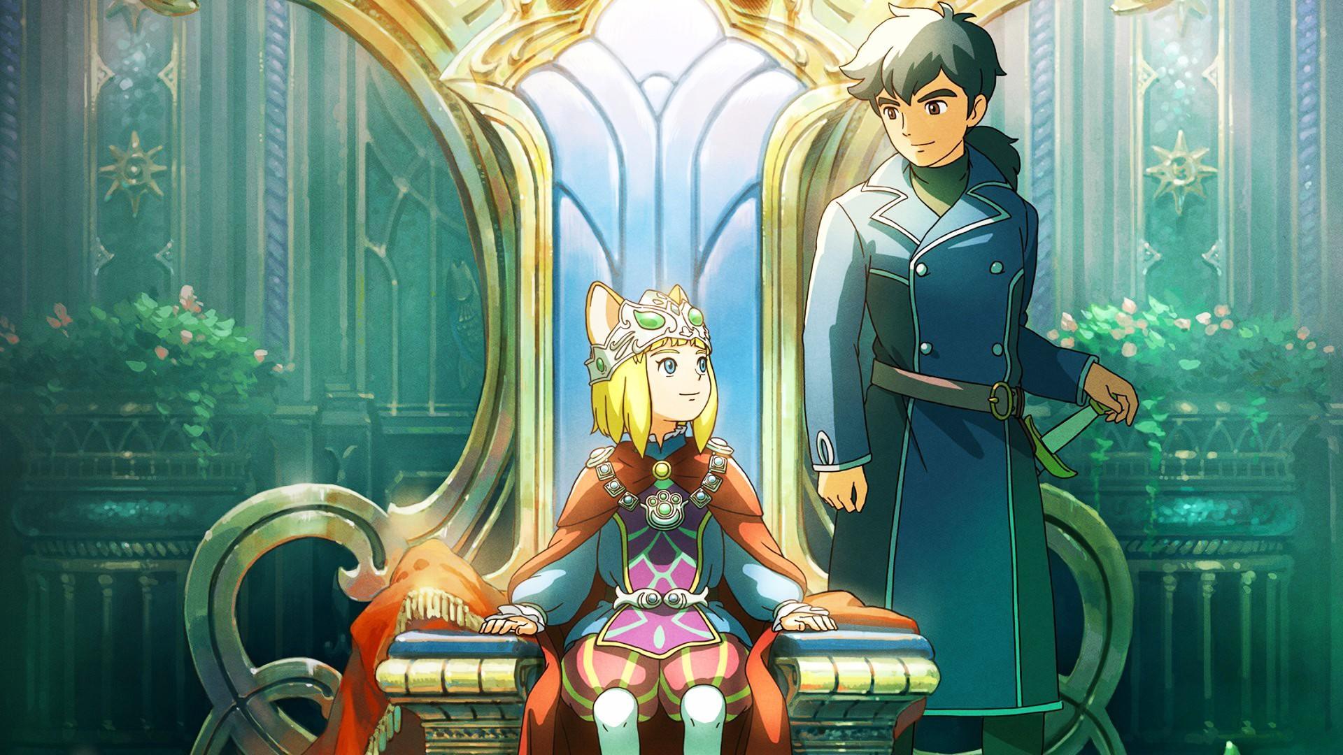 Полный набор - анонс Ni No Kuni II: Revenant Kingdom для Nintendo Switch, игра будет на русском языке со всеми DLC 3