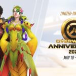 Blizzard приглашает на празднование юбилея Overwatch, проекту исполнилось 5 лет 1