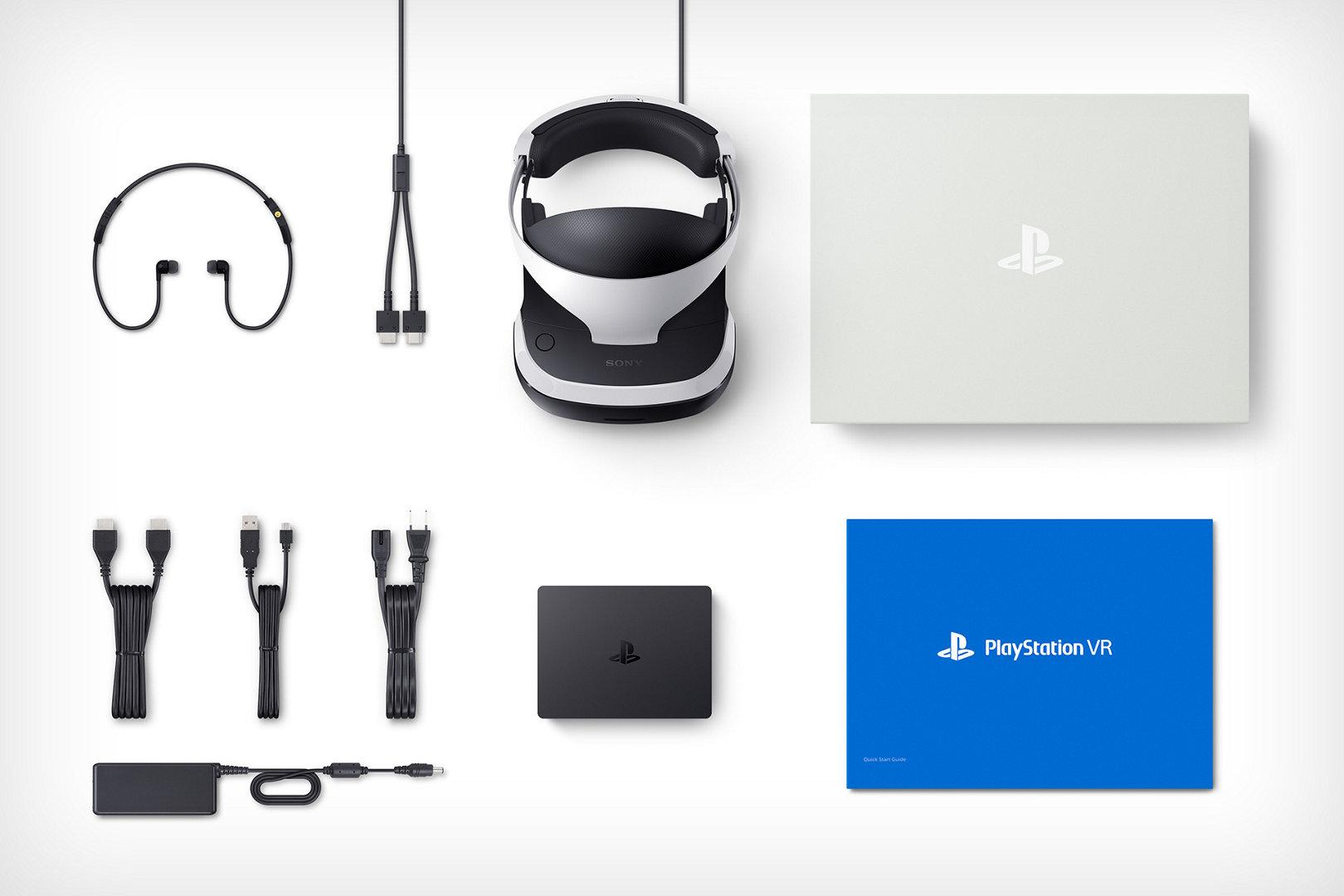 Новая система PlayStation VR будет поддерживать 4K, вибрацию и трекер глаз 2
