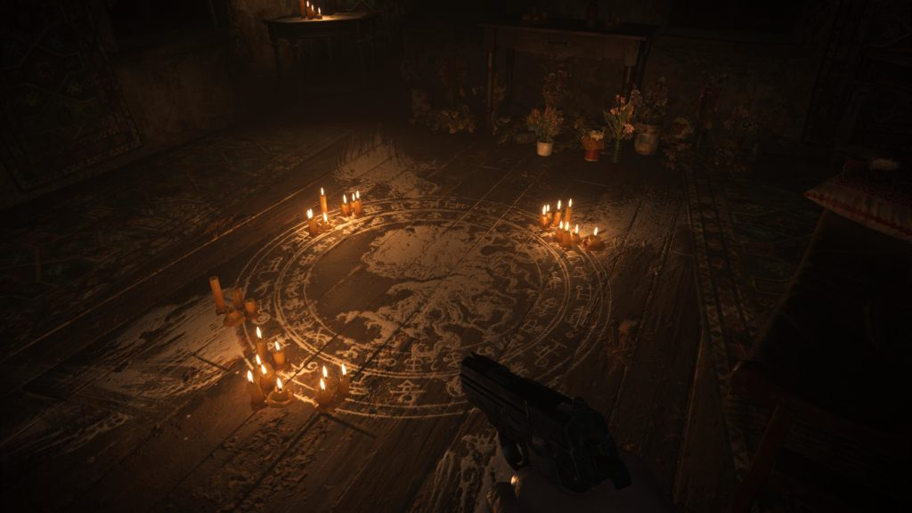 Обзор: Resident Evil Village - Танец злобного гения 8