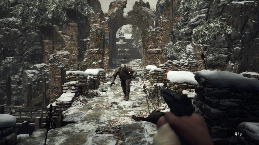 Обзор: Resident Evil Village - Танец злобного гения 23