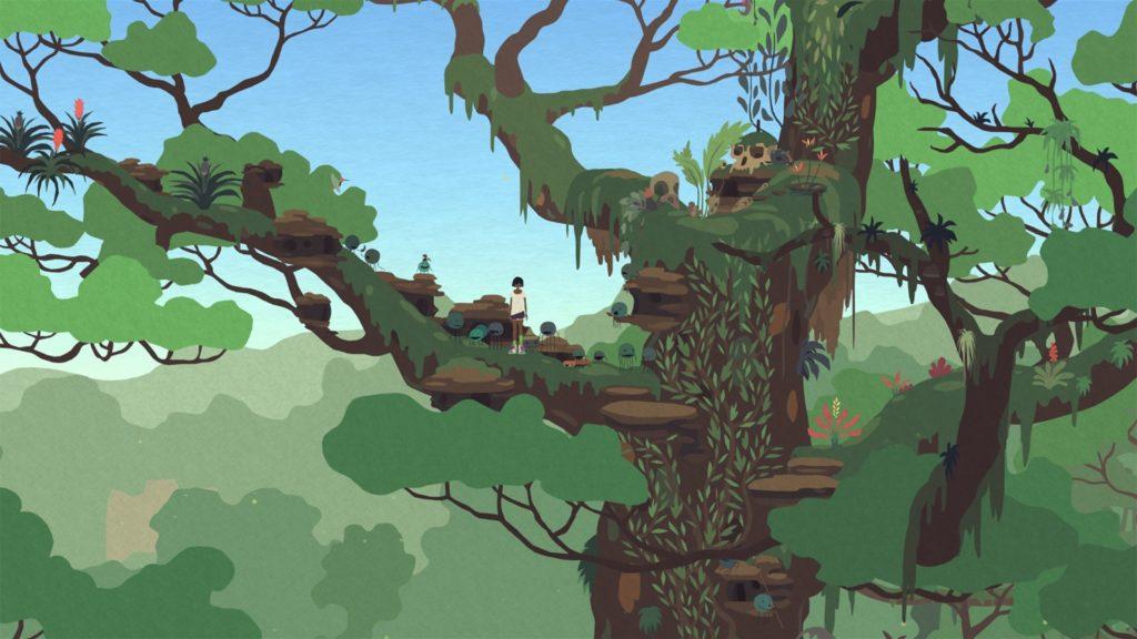 Стала известна дата релиза необычного приключения Mutazione для Nintendo Switch 2