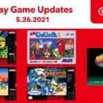 Nintendo Switch Online - в мае 2021-го подписчики получат четыре игры для SNES и одну для NES 1